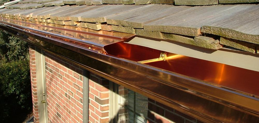 Gutter Done Gutter And Eavestrough Cleaning In The